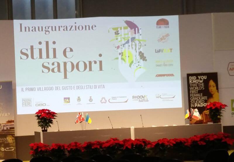 ОГЛЯД ІТАЛІЙСЬКИХ МАКАРОНІВ. Бізнес-тур до Італії на виставку «Stili and Sapori 2017»