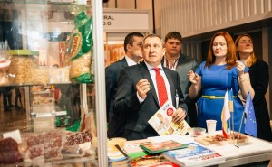 WORLD FOOD 2015 (Warshaw)